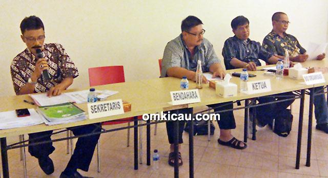 Pengurus PBI Pengda Bali