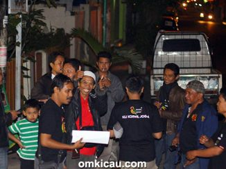 Sahur on the Road KLI Jogja