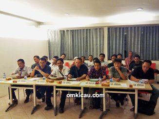 Rakerda IV PBI Pengda Bali