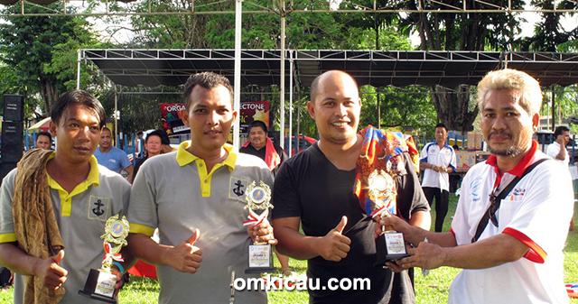 Troopz Indo Cup Jambi - Juara kenari