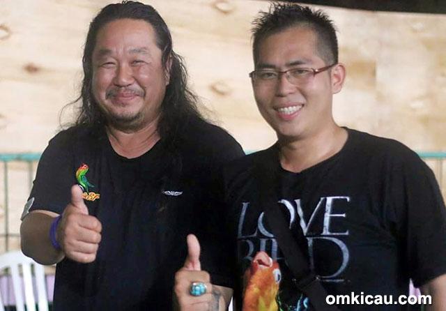 Ade Sulistio dan Ferry Yong