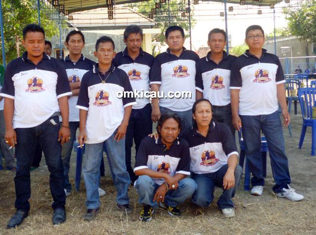 Tim juri Halal Bihalal Pondok BC