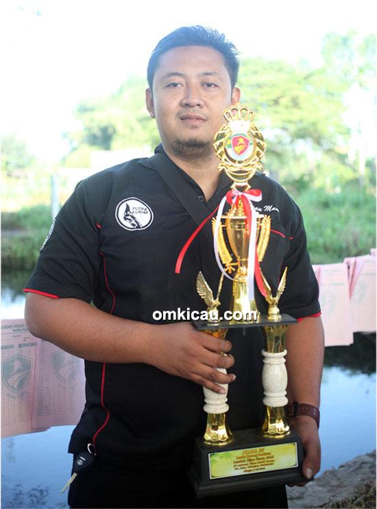 Mr Kurniawan (Putra Kurma SF)