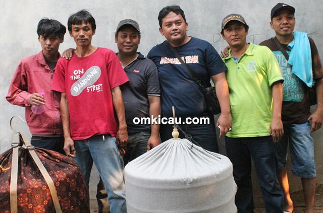 Om Agung CN Jagakarsa Team