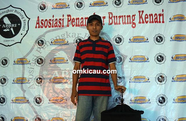 Om Sishan Pengging juara 2 dan 3 Kelas Reguler