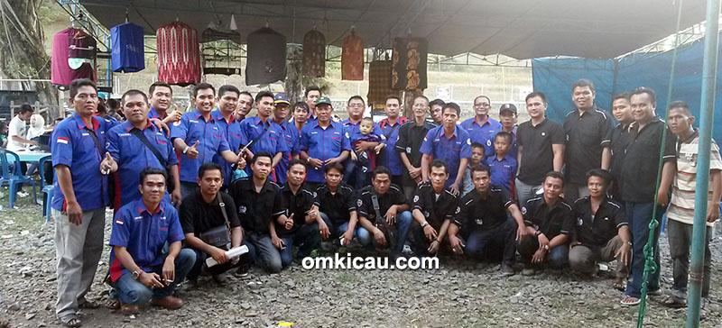 Panitia dan tim juri KMTE