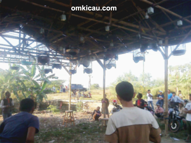 Suasana kelas Latber Banawasa Comunity / BBC Cirebon