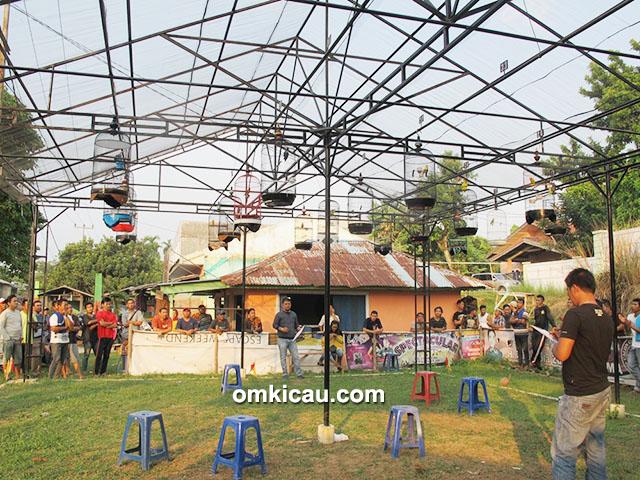 Suasana Latihan Ceria Ramadhan Ambasador Bird, Jambi