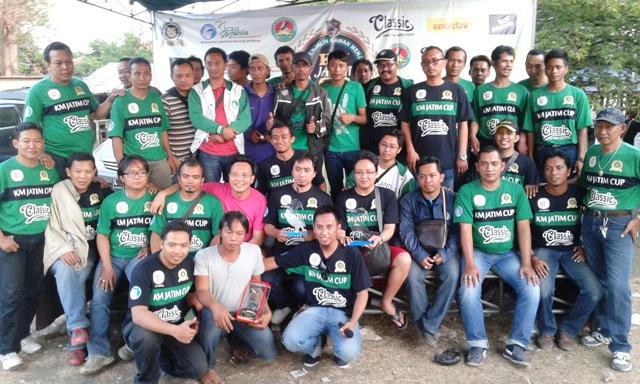 KM Jatim dan Dewa 99, kolaborasi untuk sukseskan km jatim cup 2015