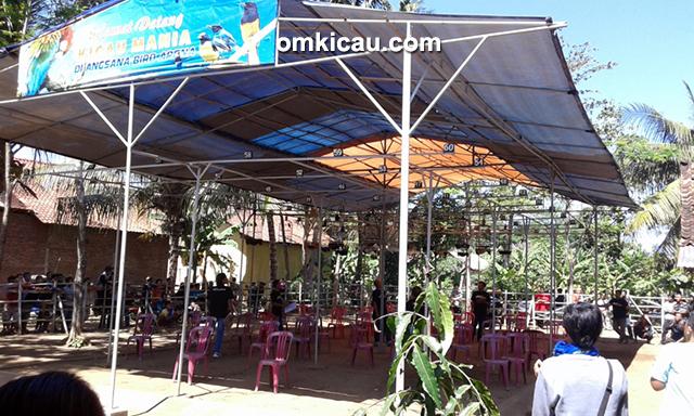 Latpres Angsana Muda Bird Arena Cilacap