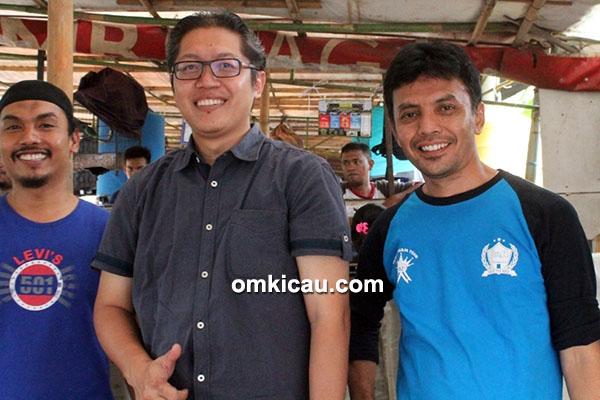 Om Ubay dan Om Dadang Bogor