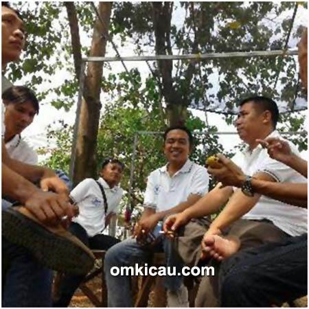 Briefing juri-juri IBC Team
