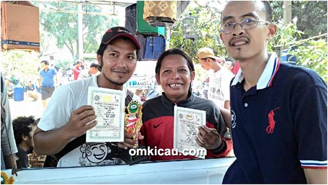Latpres IBC Tangerang