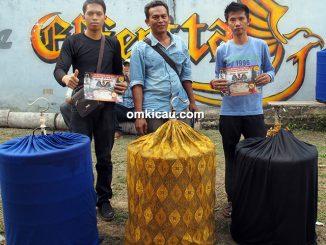 Babang Berdarah Jambi - juara 1-3 murai batu