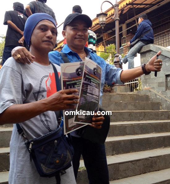Om Kevin dan Om Nanok