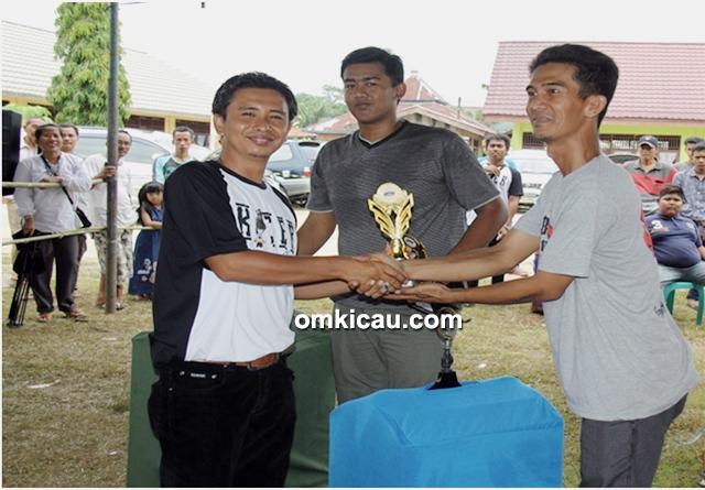 juara 2 kacer Kelas Executive