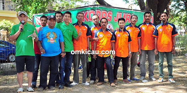 Korps Juri BnR Makassar