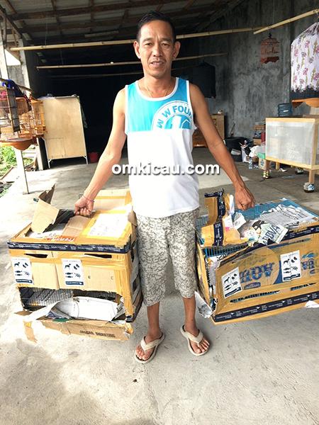 Om Edy King Bali BF
