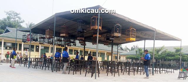 Muara Teweh BC Cup: Cucak hijau enam kelas