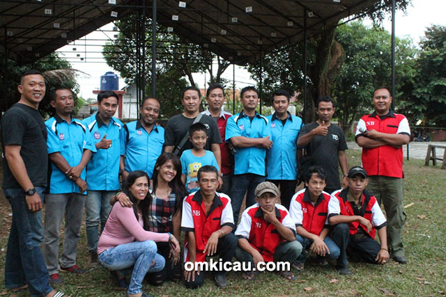 Om Ulay dan juri Team 45