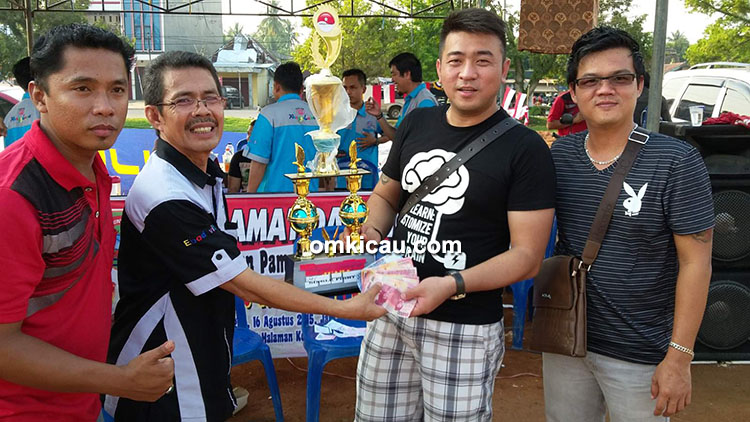 Hose SF Jambi juara umum