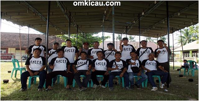 Panitia dan Dewan Juri KMRN BC-1