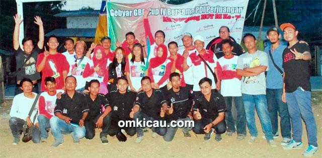 Panitia GBC Cup IV