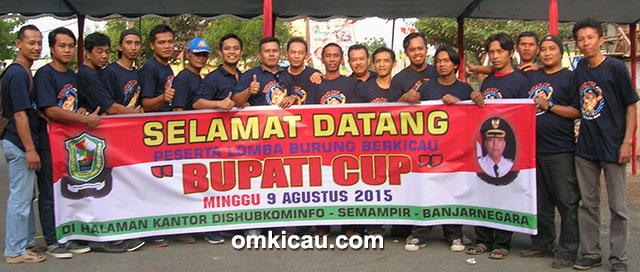 Panitia Bupati Cup Banjarnegara