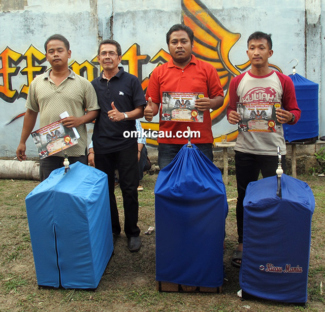 Babang Berdarah Jambi - juara 1-3 kapas tembak