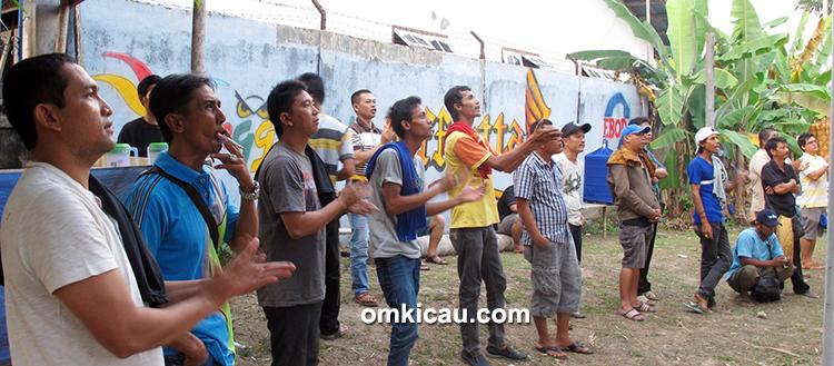 Latihan Spesial Babang Berdarah Seri II Jambi