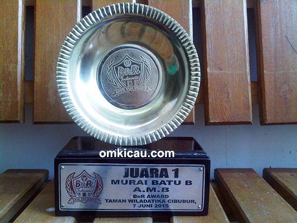 Plakat BnR Award 2015