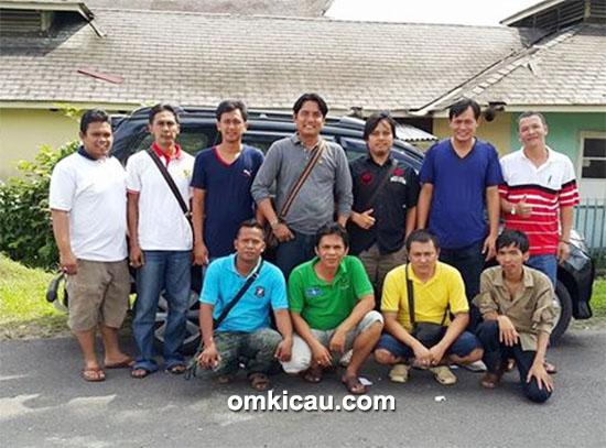 Rombongan Jambi Team