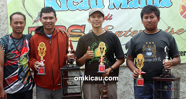 TBS - Juara pleci Kelas Power Speed