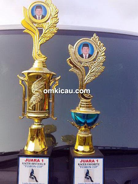 Trofi kemenangan Panglima Sumatera