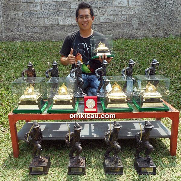 Om Ade Sulistio KKLB Bandung