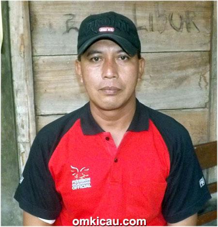 Om Harno, ketua PKM Plembon