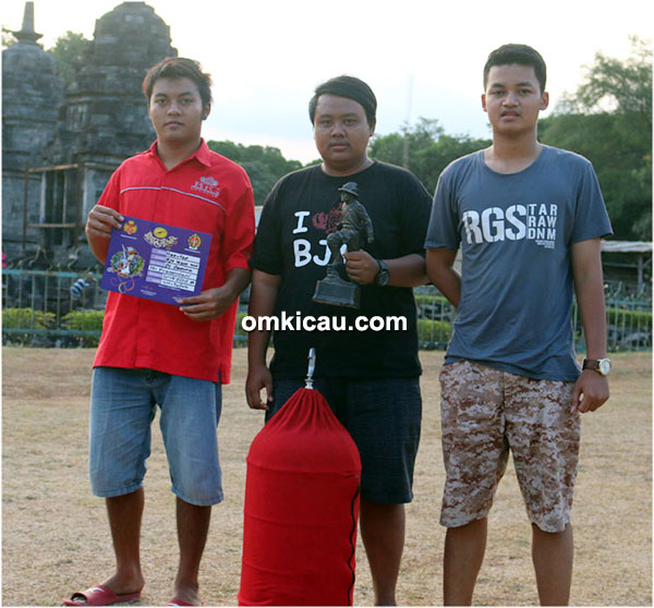 Heri San San (BJG Team)