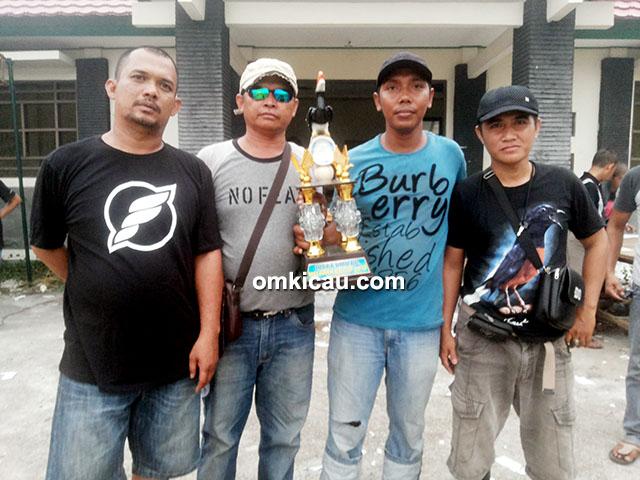 Melawen BC Cup Buntok – TBM juara umum BC
