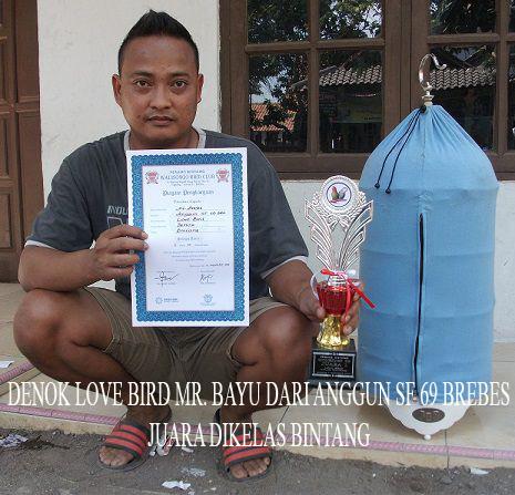 Mr Bayu moncer bersama LB Denok