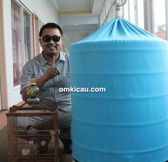 Om Ferdi, pemilik murai batu Al-Fatih