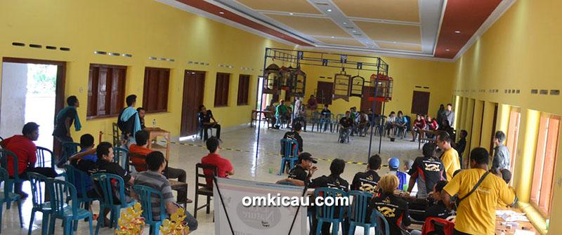 Kontes kenari PPK-3 Jakapodang