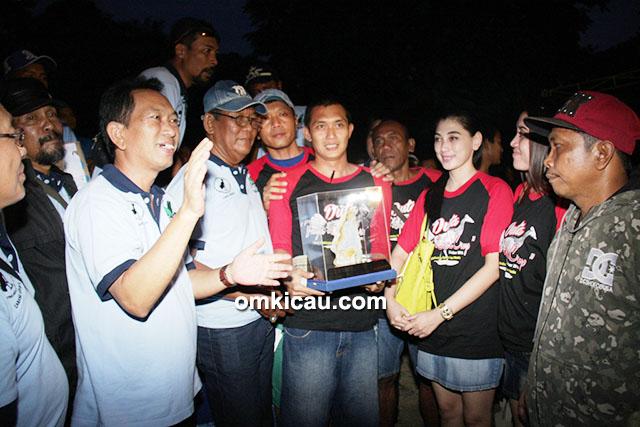 Duta Jaya Lestari Cup juara umum BC