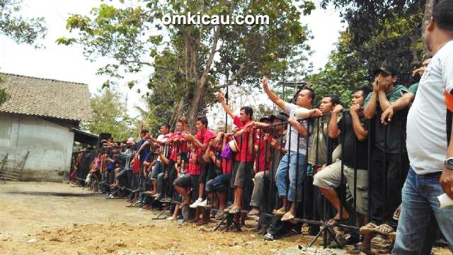 lomba burung berkicau Borobudur Cup