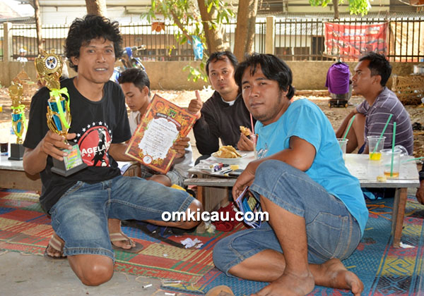 Om Dery / Om Pandu (Java Team)