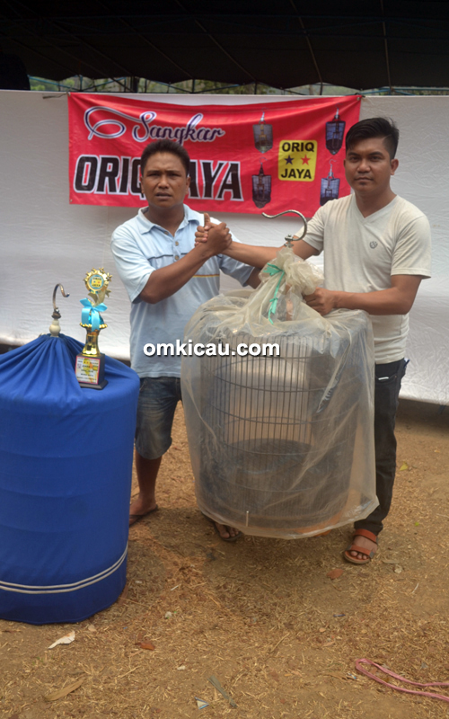 Oriq Jaya Cup