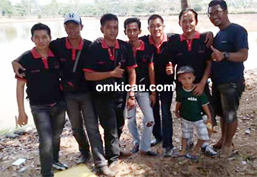 Tak Gendong BC juara umum bird club