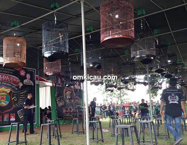 Kapolda Cup Lampung