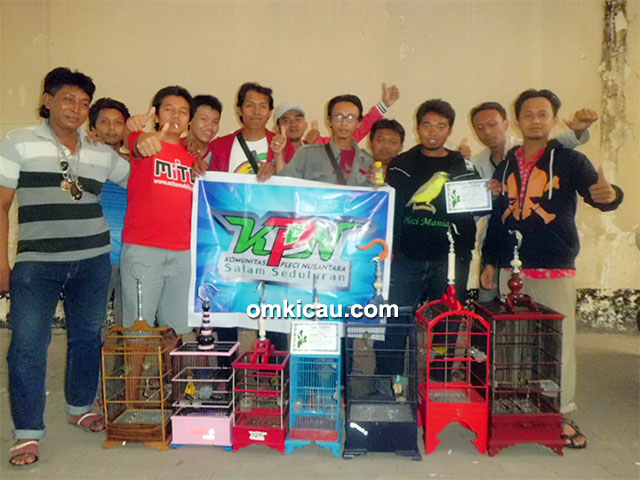 Komunitas Pleci Nusantara
