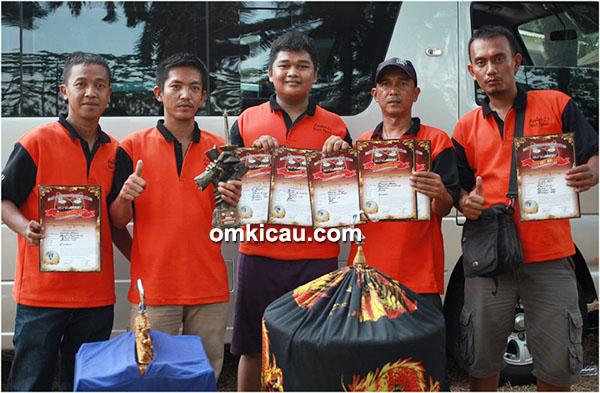 Kru Andre 23 Cirebon