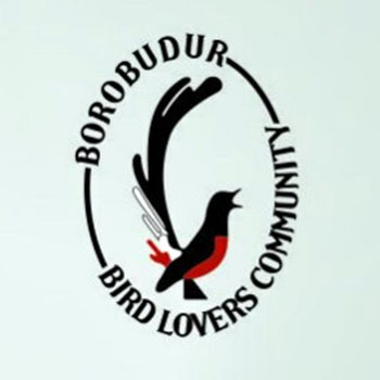 Logo Borobudur Bird Lovers Community